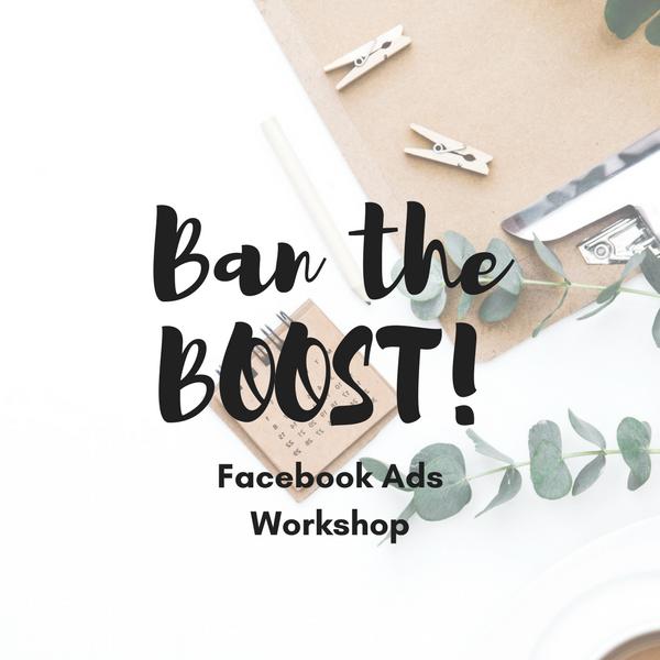 Facebook Ad Workshop