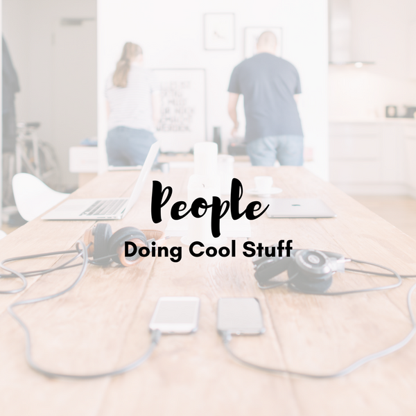People Doing Cool Stuff - Ritu Ashrafi